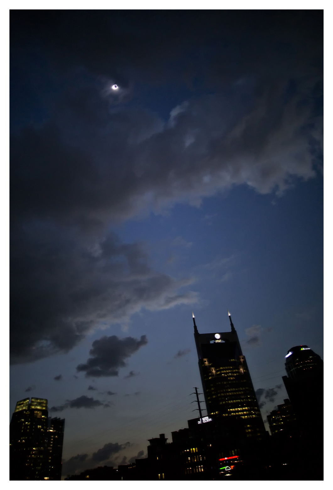 total eclipse Nashville 2017