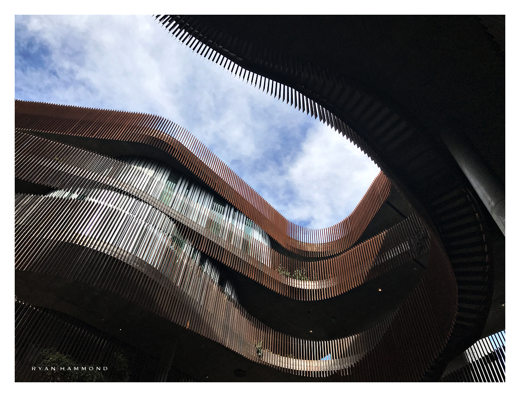 architecture, University of Arizona, ENR2 building