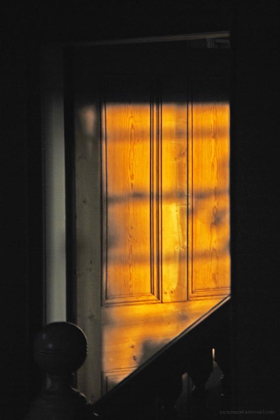 Through The Sunlit Door