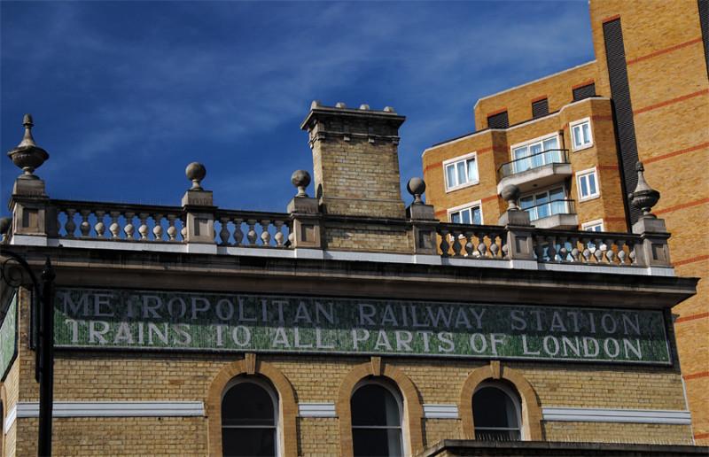 London's Metro?