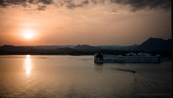 The Lake Palace Hotel Udiapur