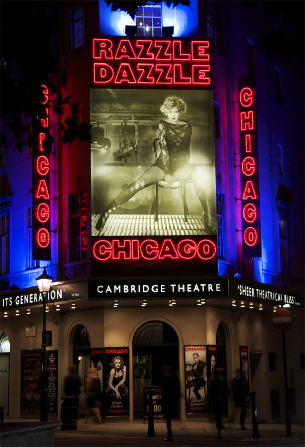 Razzle Dazzle !