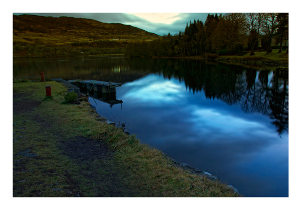 Loch Ness in the Gloaming