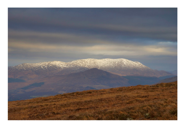 View From Aonach Moor