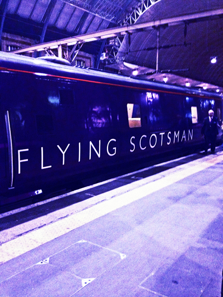 Flying scotsman Carry Me Home