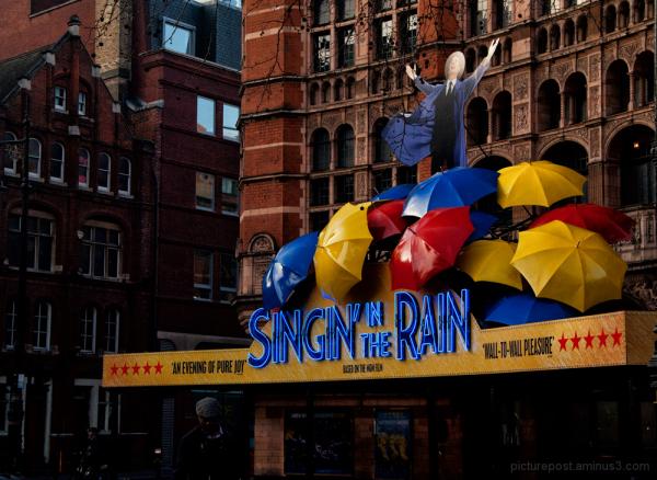 Les Parapluies de Londres