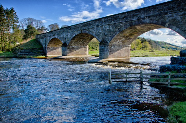 The Bridge at Ellemford