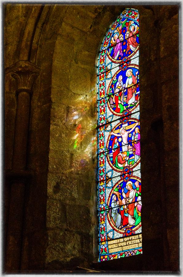 Hexham Abbey #3