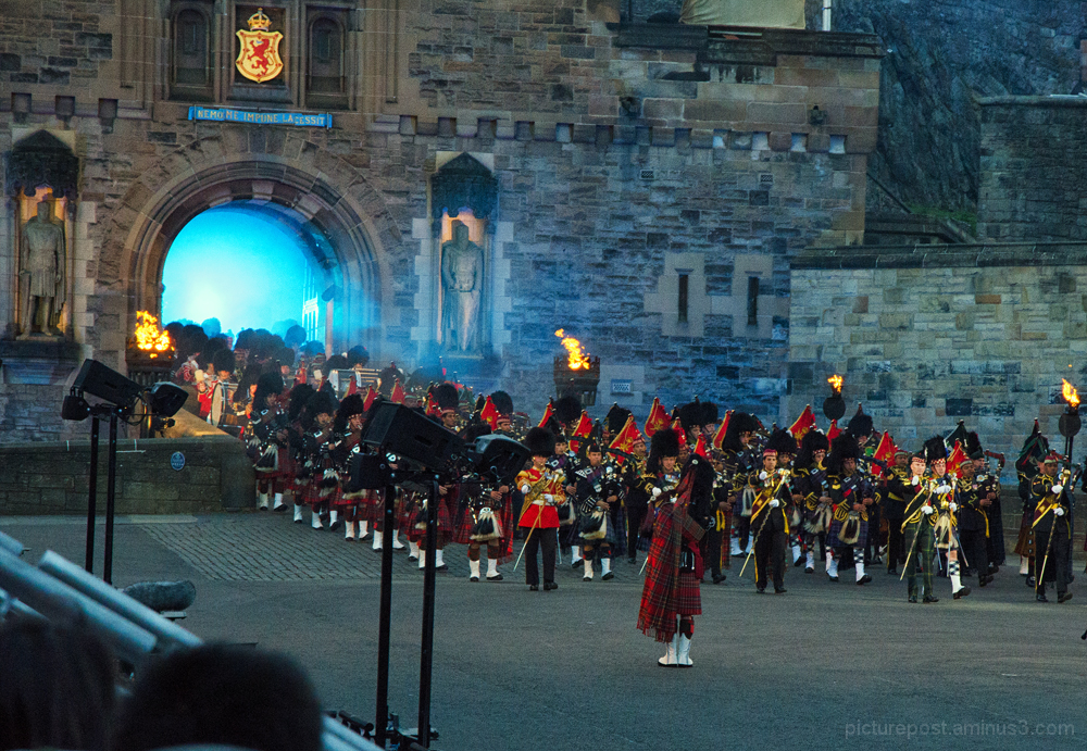 The Edinburgh Tattoo