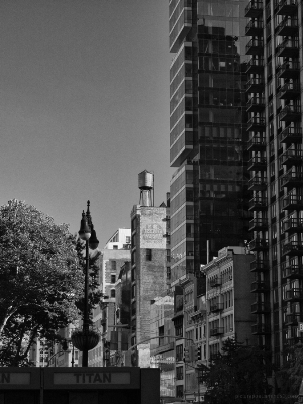 New and Old, New York