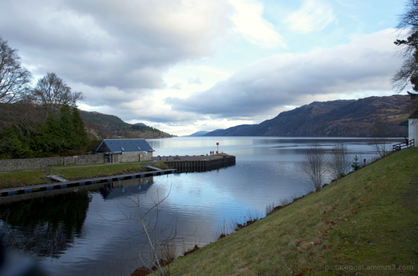Happy New Year from Loch Ness