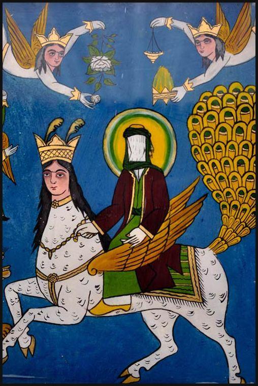 تمثال مذهبی
