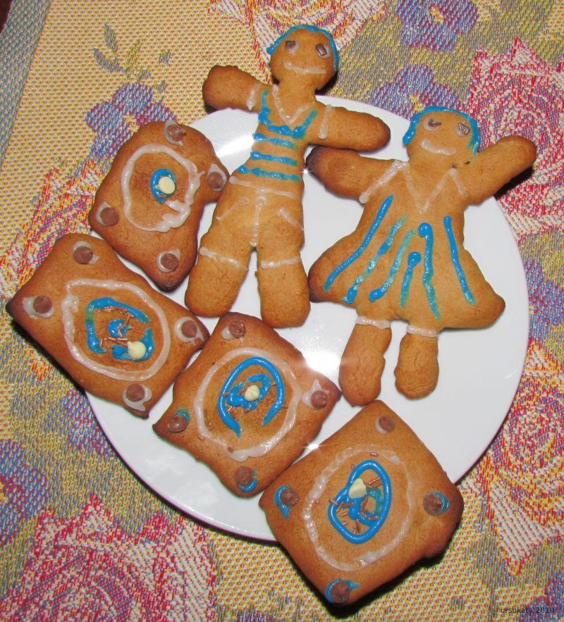 Finnish Christmas cookies