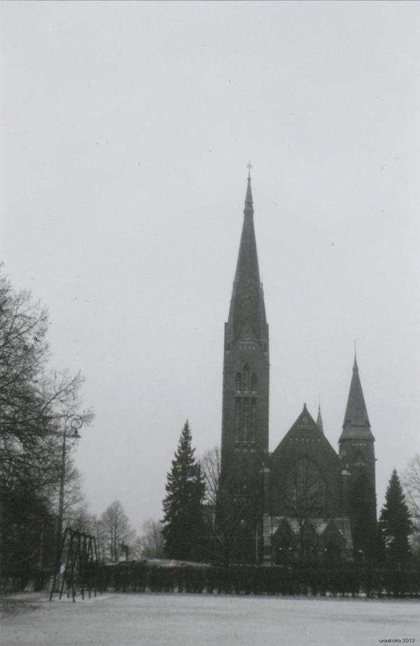 Archangel Michael's church