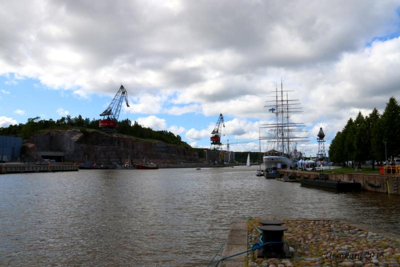 Summer day in Turku