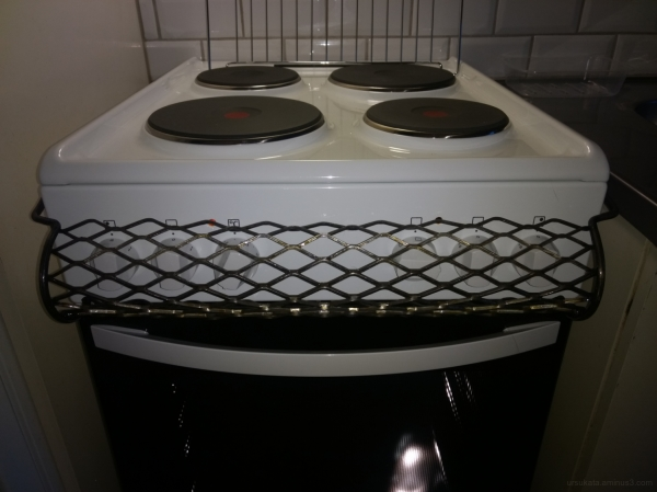 cooker protection