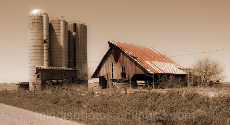 Old Time Barn