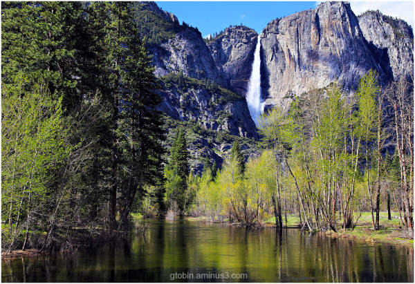 Merced river Banks