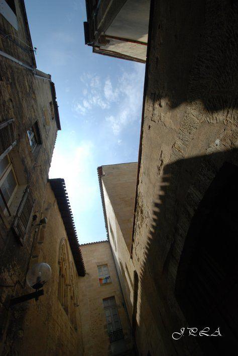 Bordeaux vieux quartiers