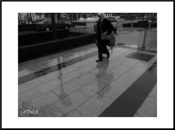 A Angers ... Place de la gare