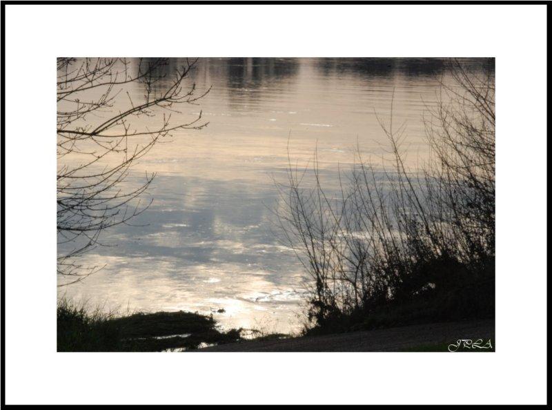 Au bord de la Loire...