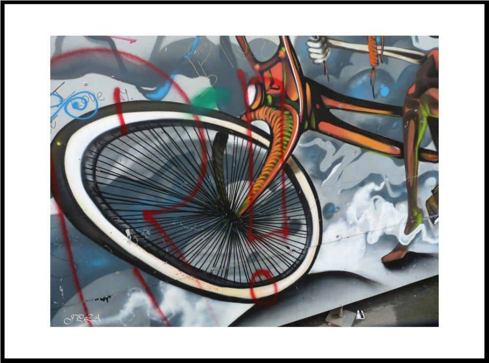 Street Art à Pessac (33) #5