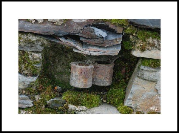 Trésor de vieux mur #5