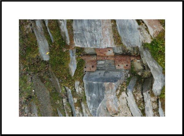 Trésor de vieux mur #7