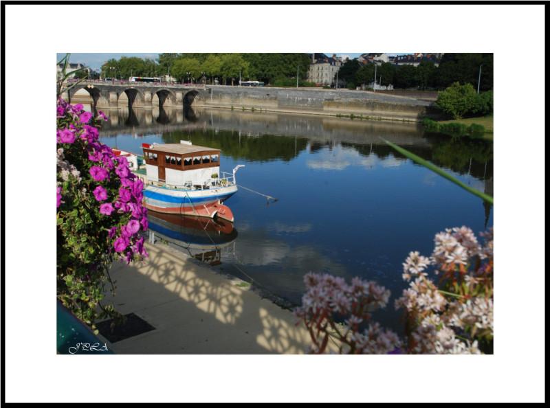 Angers ... quai des Carmes
