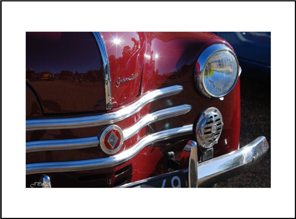 Reflets sur anciennes carrosseries #2