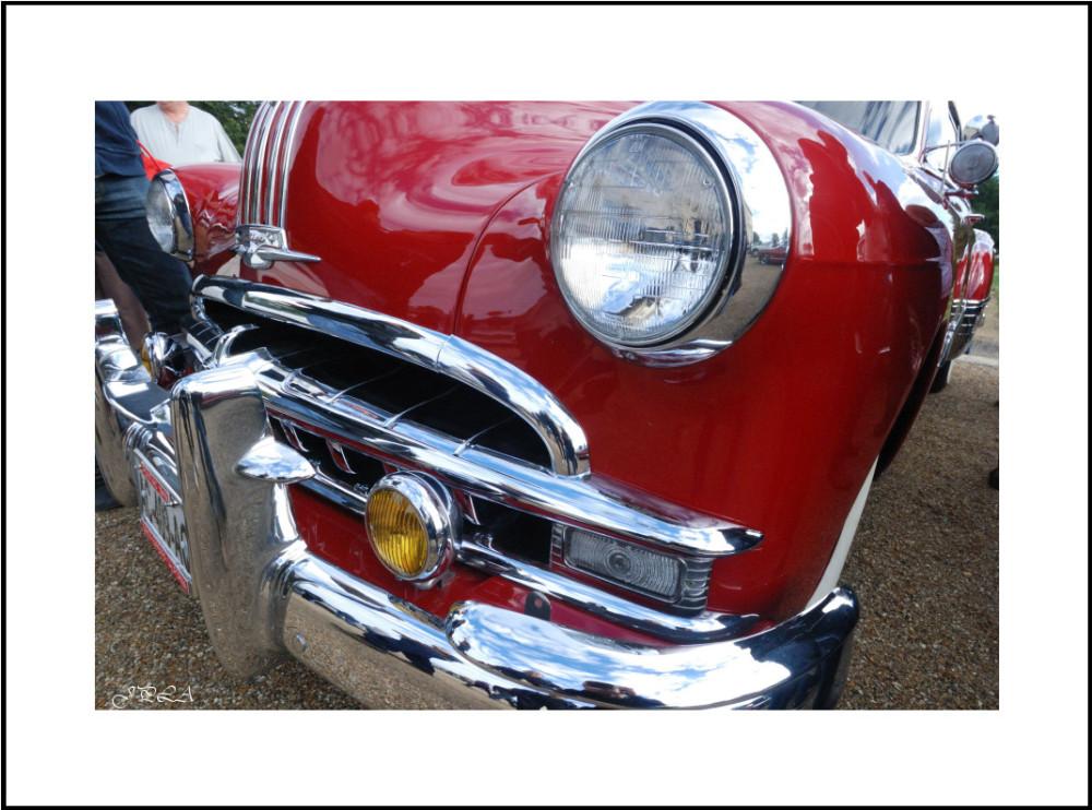 Reflets sur anciennes carrosseries #4