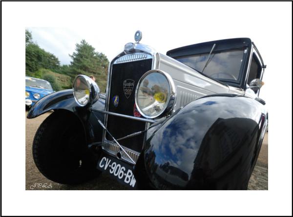 Reflets sur anciennes carrosseries #8