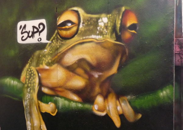street art à Londres #171008