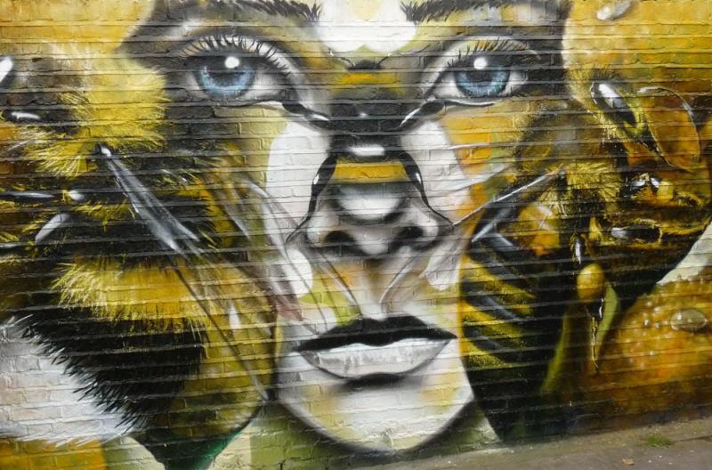 street art à Londres #171010