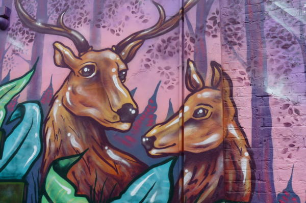 street art à Londres #171014