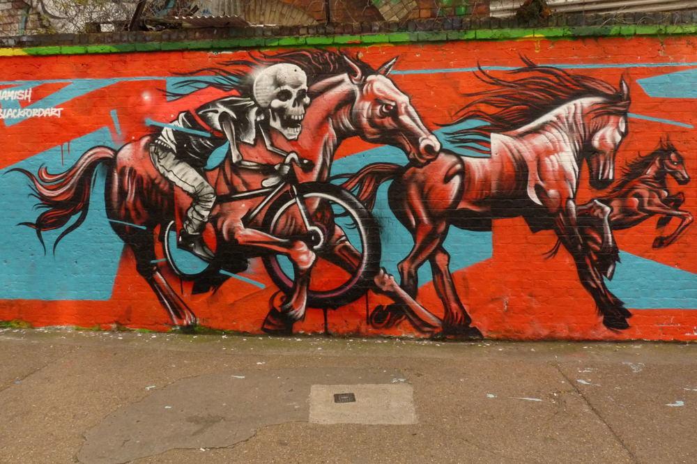 street art à Londres #171015