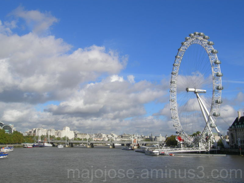 Best shot of London Eye