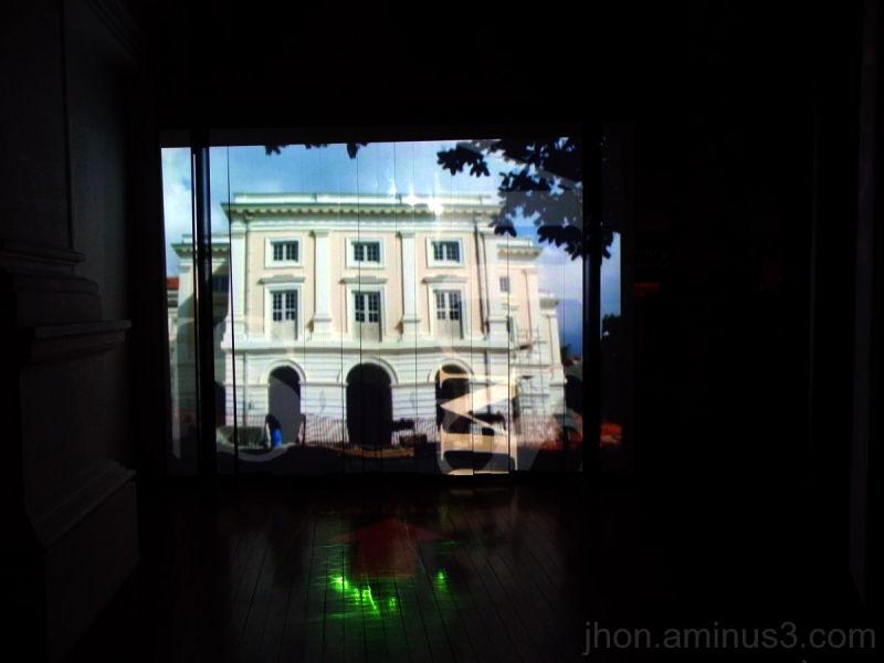 projection art