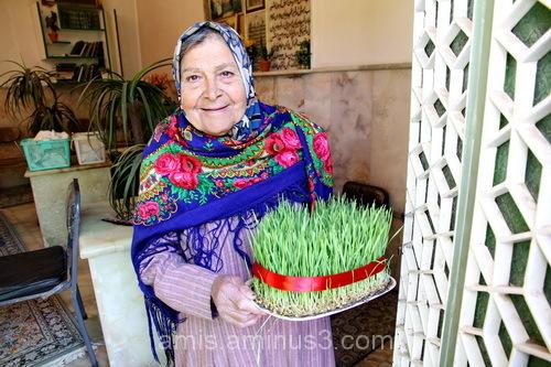 Happy Norooz (Iranian new year)