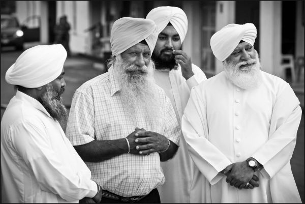 Sikhs gather in Northridge