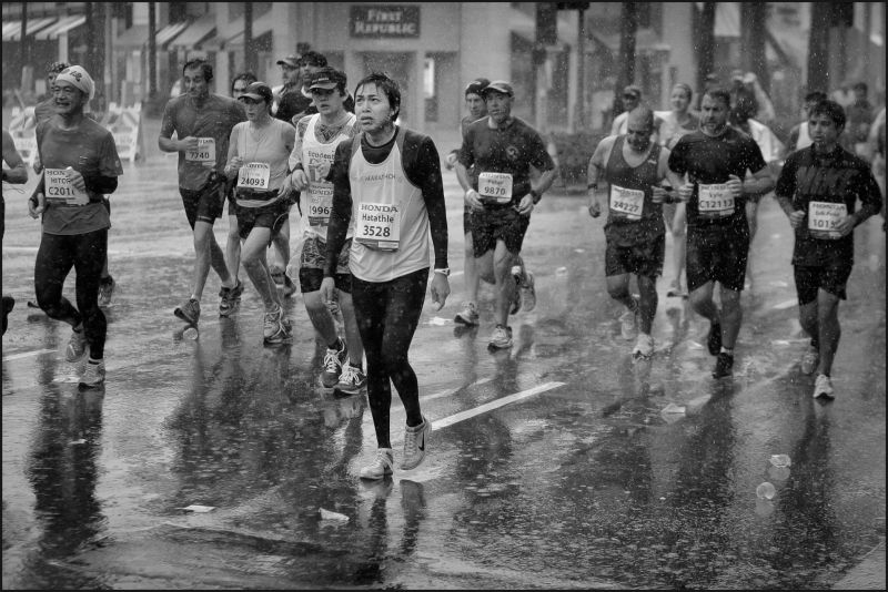 the 26th los angeles marathon