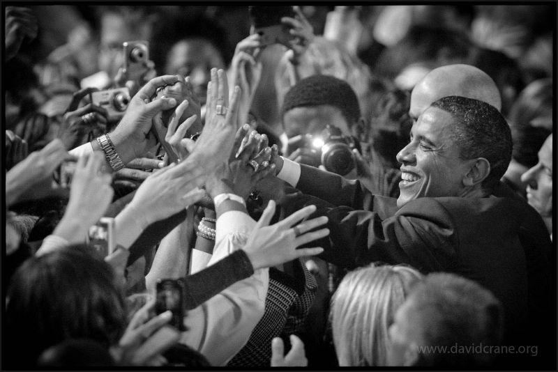Barack Obama begins his 2012 election campaign