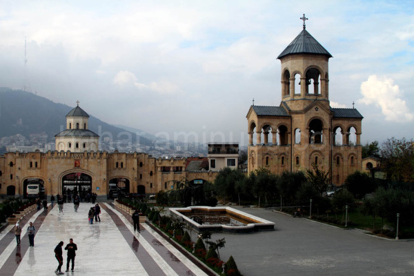 Georgia,sameba church