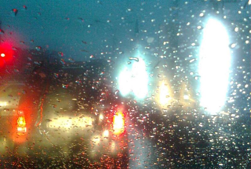 I just love it when it rains