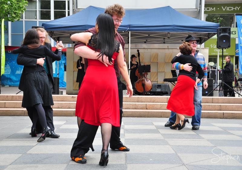 Tango Social Dance Club of Canberra