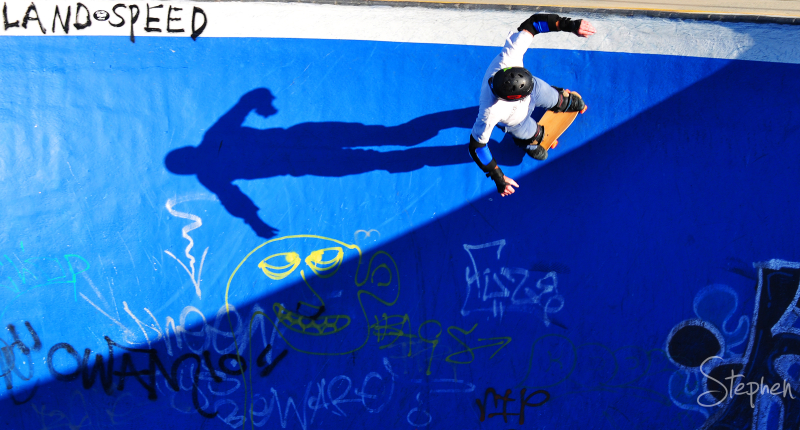 Farewell to Belconnen Skate Park