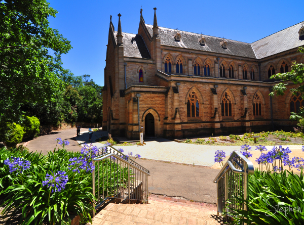 St Saviour's Cathedral in Goulburn