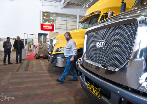 Australian Trucking Convention, Canberra 2011