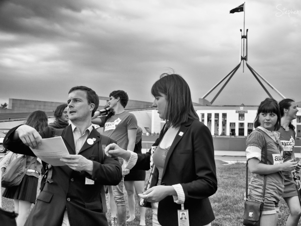 Australia's Senate passes the clean energy bills