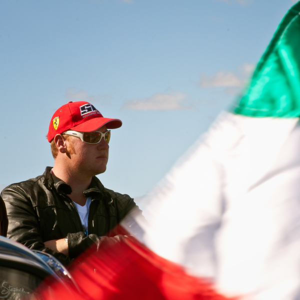 Auto Italia annual Italian car show in Canberra
